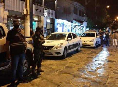 Fiscalização da Prefeitura de Búzios encerrou 10 festas no 'superferiadão' até este domingo (28) - Foto: Prefeitura de Búzios/Divulgação