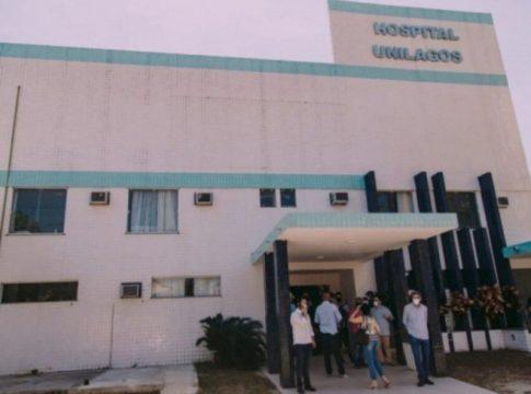 Hospital Unilagos, em Cabo Frio, está sendo bastante aguardado pela população da Região dos Lagos | Foto: Renata Cristiane/RC24h