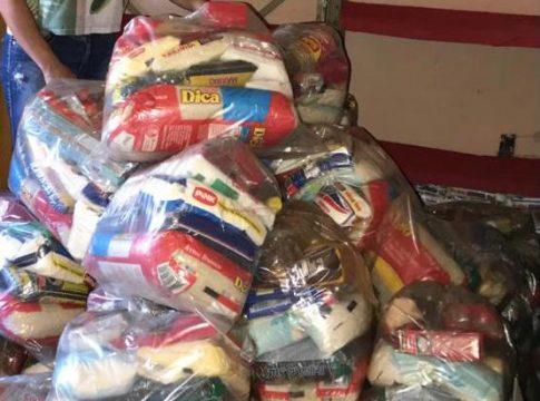 Doações de alimento estão sendo aceitas diversos pontos de Iguaba Grande   Foto: Prefeitura de Iguaba Grande/Divulgação