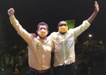 Renatinho Vianna (REP) e Darlan Costa (PP) foram condenados e estão inelegíveis por oito anos | Foto: Carlos Eduardo Wermelinger/Republicanos