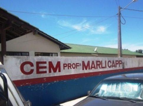Centro Educacional Municipal Professora Marli Capp, em Tamoios, é uma das unidades que deve receber os equipamentos / Foto: Divulgação