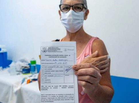 passaporte da vacina