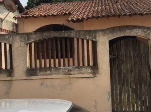 Casa apontada como sede da Investing Lagos, em São Pedro da Aldeia - Foto: Reprodução