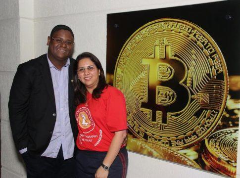 faraó dos bitcoins